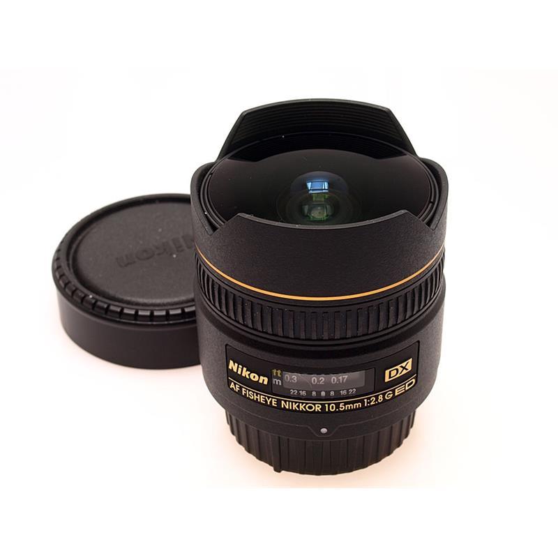 Nikon 10.5mm F2.8 G AF ED DX Fisheye Thumbnail Image 0