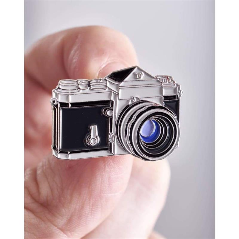 Offcial Exclusive Nikon F - Pin Badge Image 1