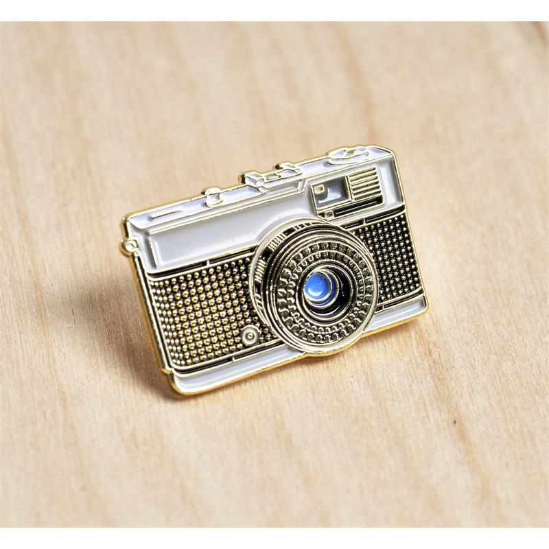 Offcial Exclusive Olympus Trip 35 - Pin Badge Image 1
