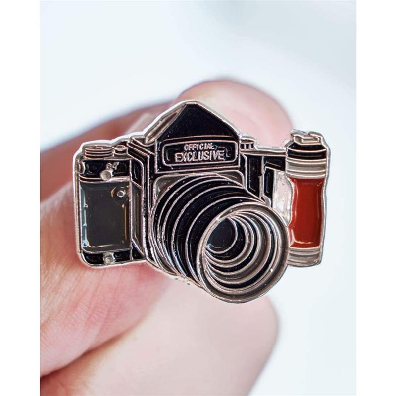 Offcial Exclusive Pentax 6x7 - Pin Badge Image 1