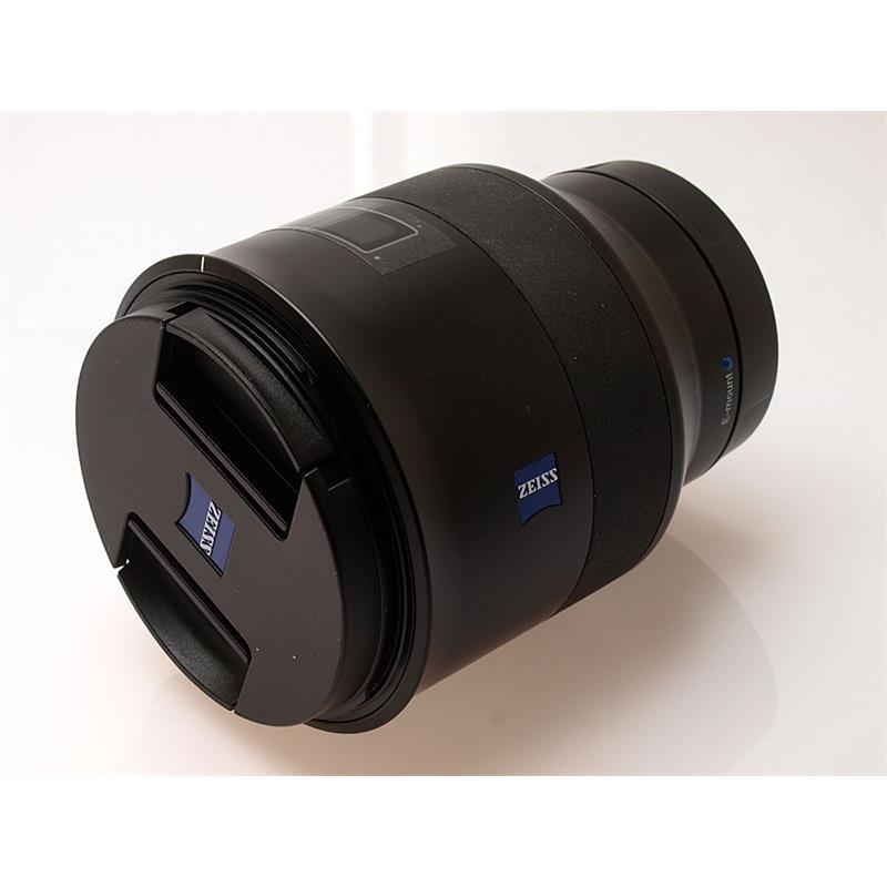 Zeiss 85mm F1.8 Batis Sonnar T* - Sony E Thumbnail Image 0