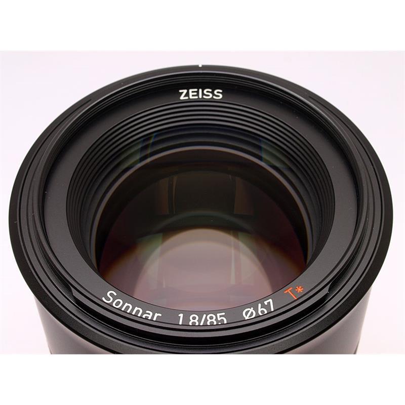 Zeiss 85mm F1.8 Batis Sonnar T* - Sony E Thumbnail Image 1