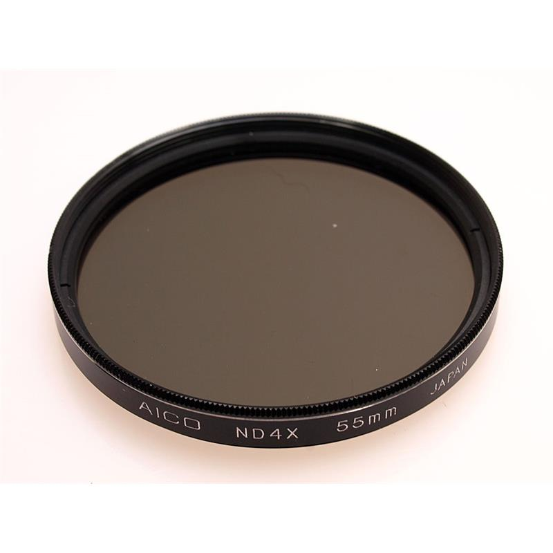 Aico 55mm Neutral Density ND4x Image 1