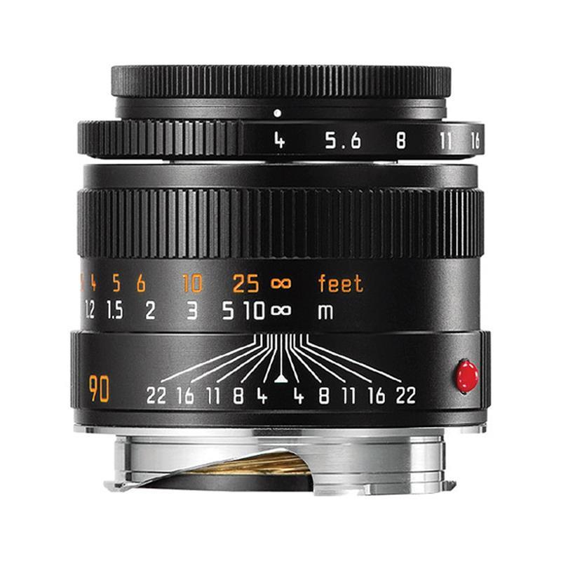 Leica 90mm F4 Macro M Black 6bit Set Thumbnail Image 0
