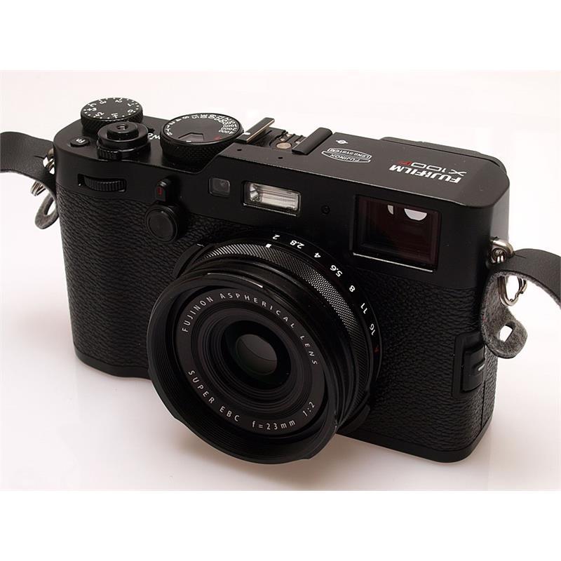 Fujifilm X100F - Black Thumbnail Image 0