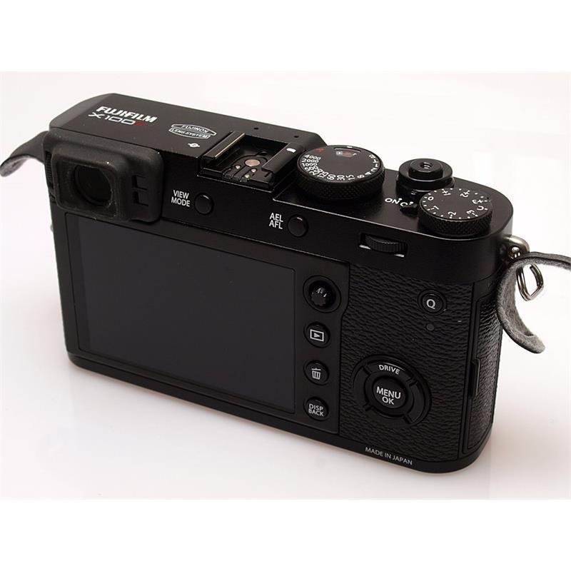 Fujifilm X100F - Black Thumbnail Image 1