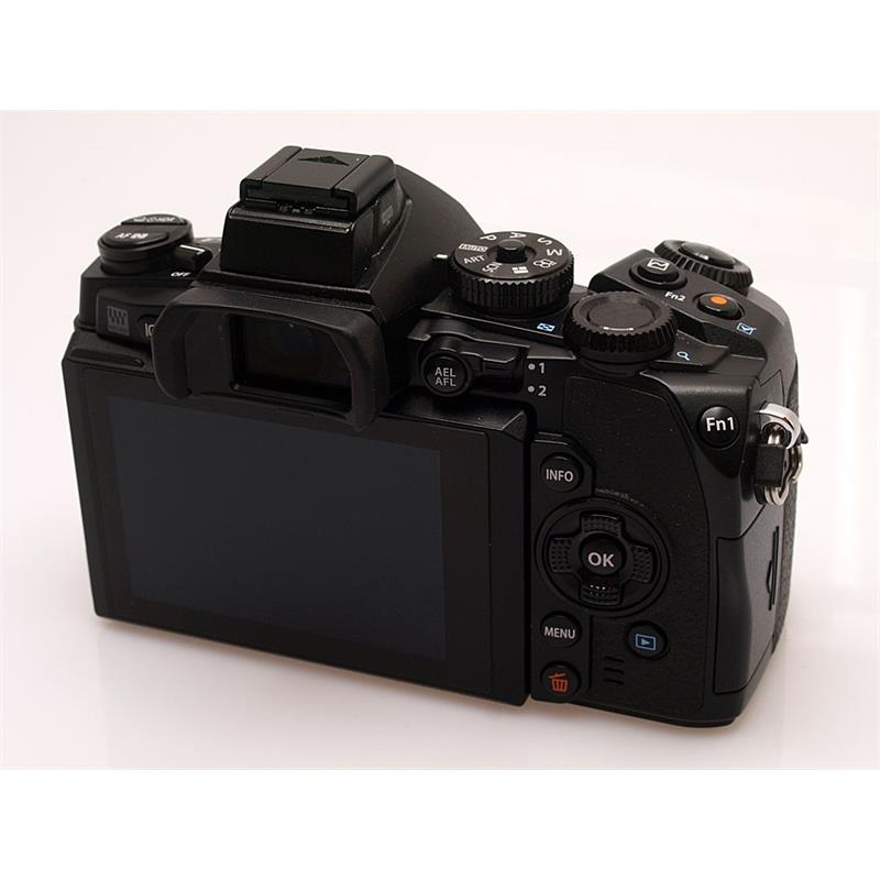 Olympus E-M1 Black Body Only Thumbnail Image 1