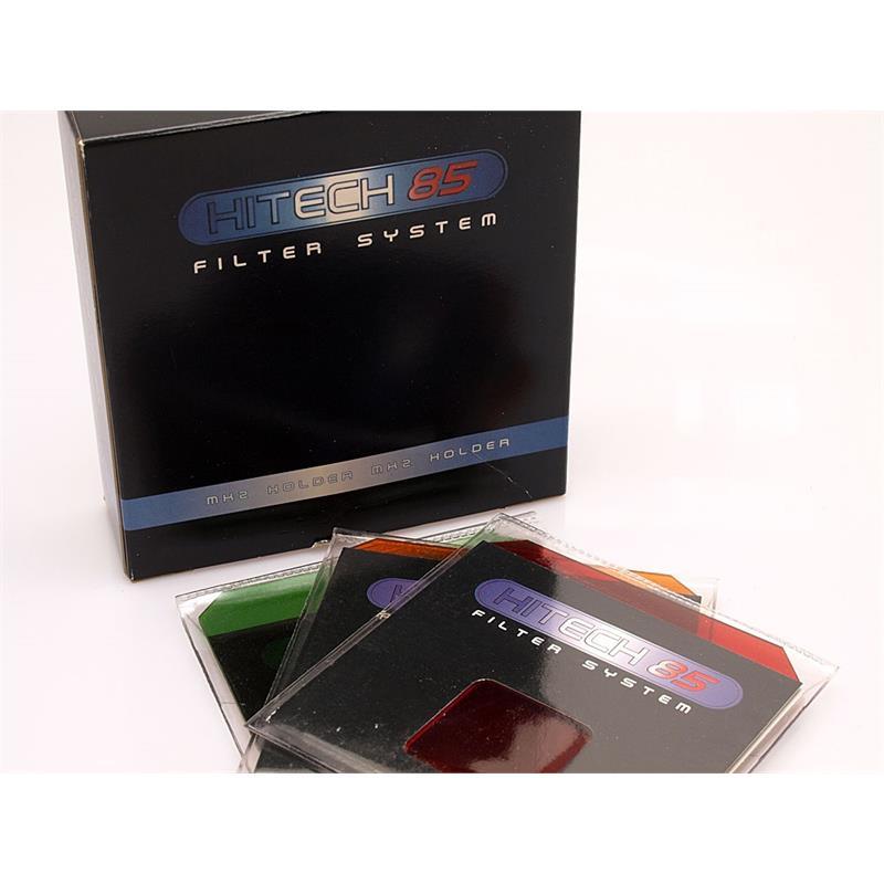 Hi-Tech Holder + Colour Set Image 1