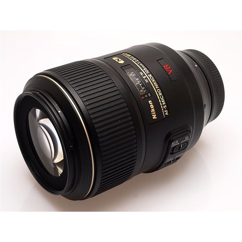 Nikon 105mm F2.8 AFS G VR Micro Thumbnail Image 0