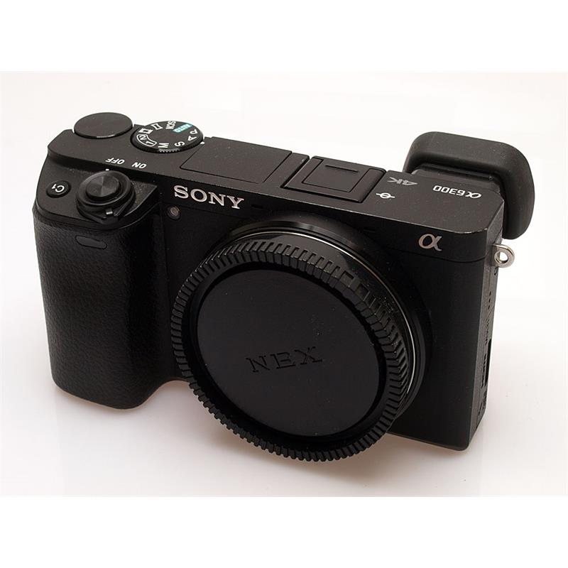Sony Alpha 6300 Body Only Thumbnail Image 0