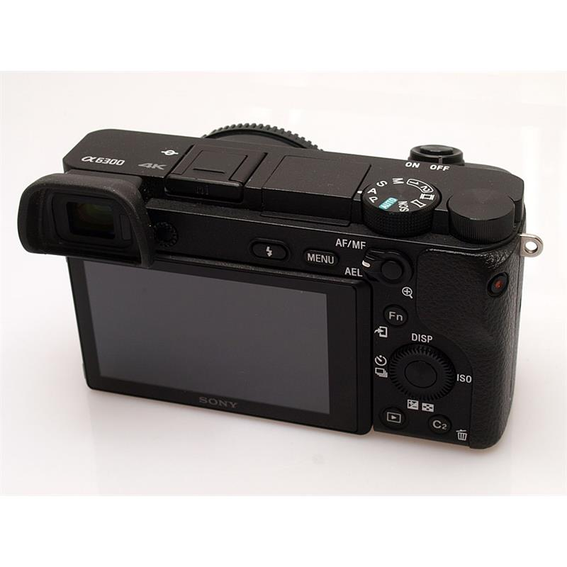 Sony Alpha 6300 Body Only Thumbnail Image 1