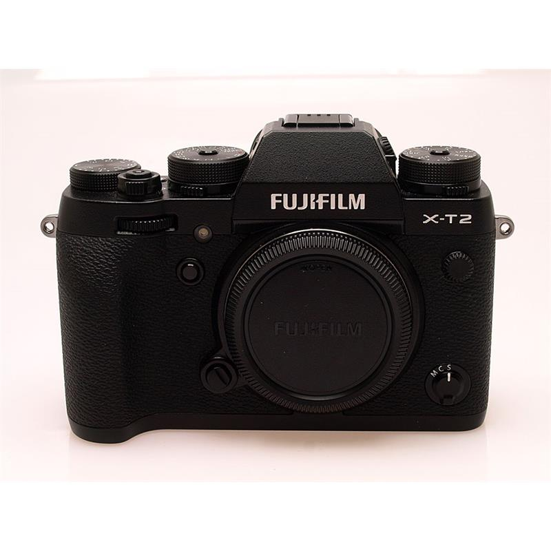 Fujifilm X-T2 Black Body Only Image 1