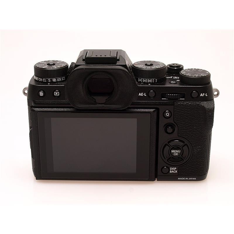 Fujifilm X-T2 Black Body Only Thumbnail Image 1