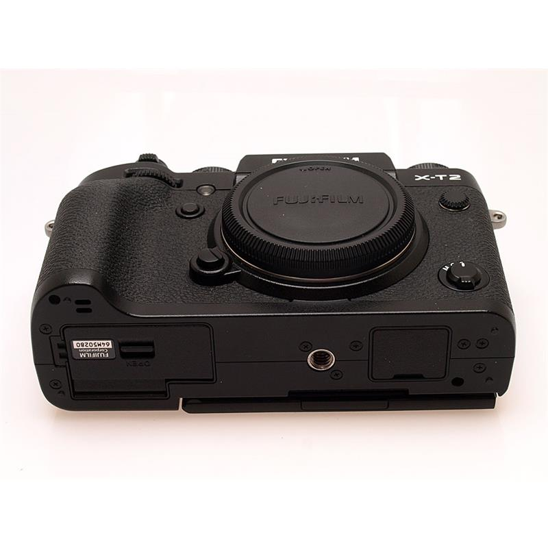 Fujifilm X-T2 Black Body Only Thumbnail Image 2