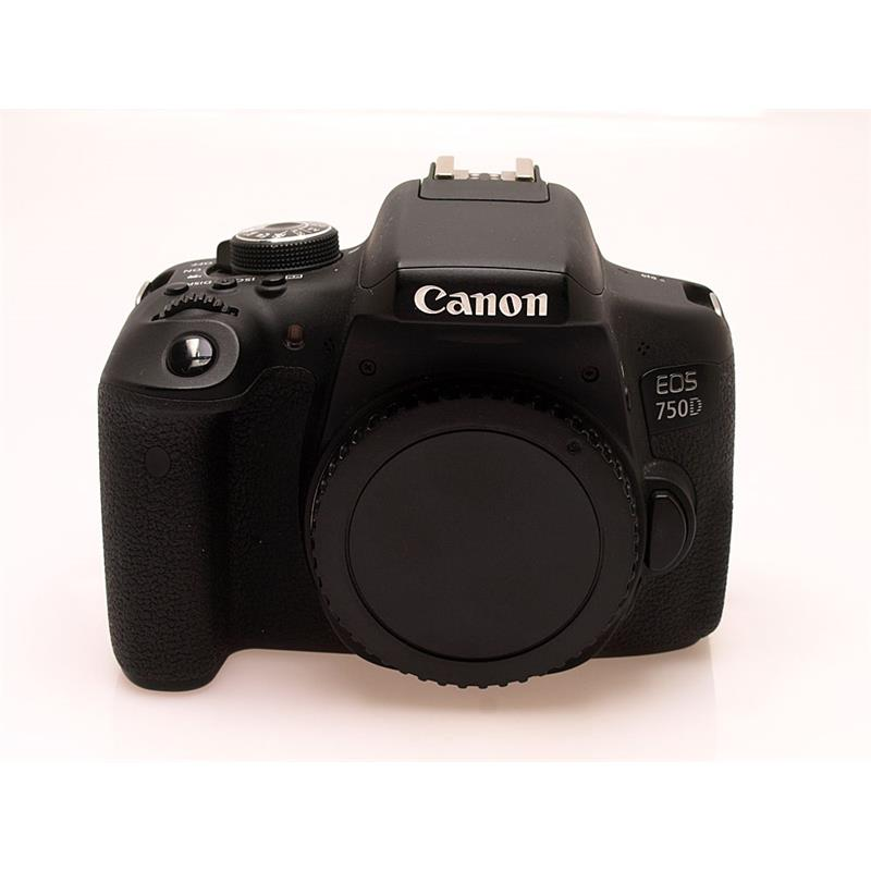 Canon EOS 750D Body Only Thumbnail Image 0