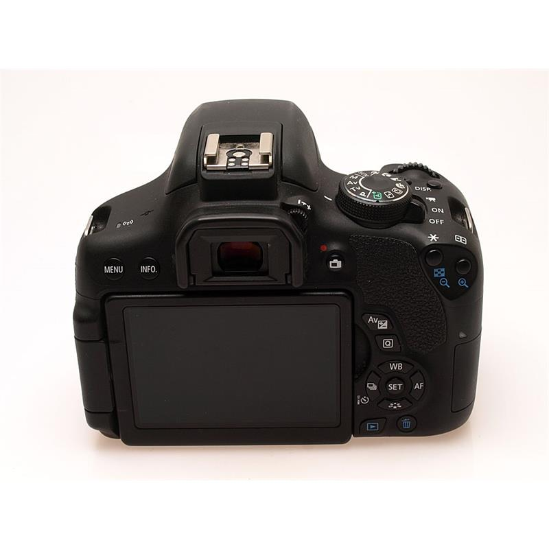 Canon EOS 750D Body Only Thumbnail Image 1
