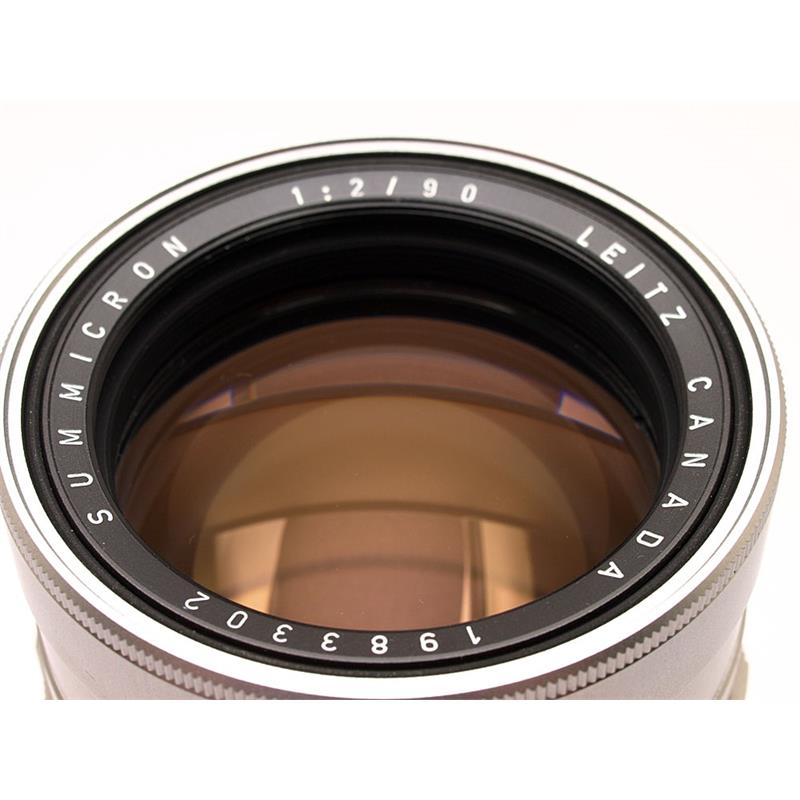 Leica 90mm F2  Chrome Thumbnail Image 1