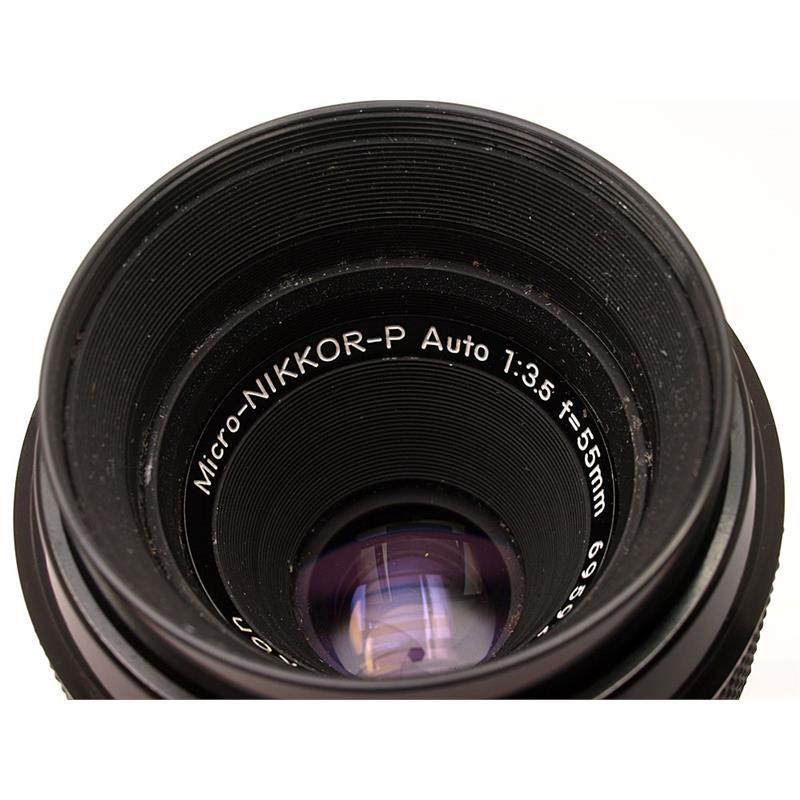 Nikon 55mm F3.5 Non AI Micro Thumbnail Image 1