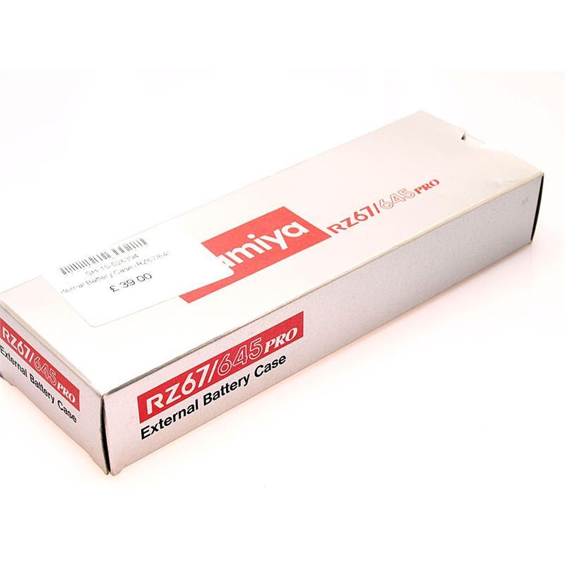 Mamiya External Battery Case (RZ67/645 Pro) Thumbnail Image 1