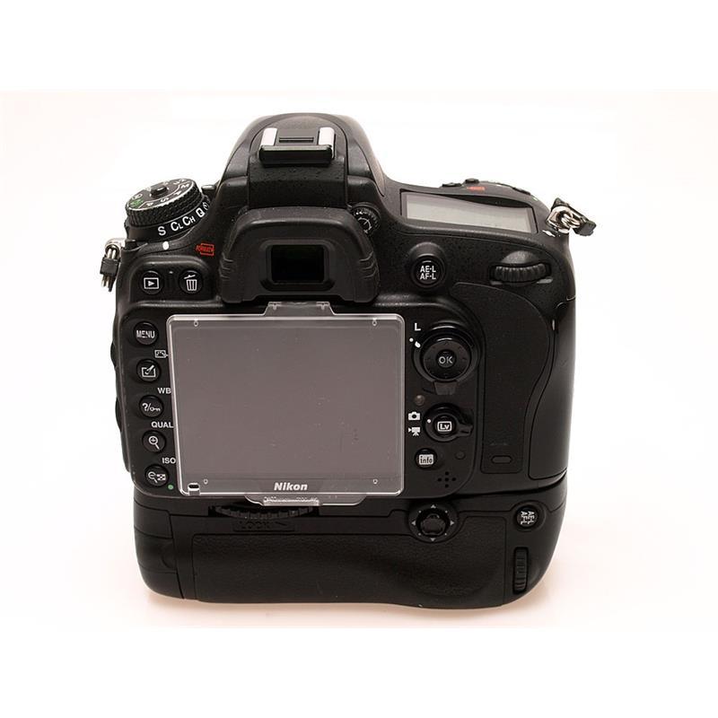 Nikon D600 Body + MB-D14 Grip Thumbnail Image 1