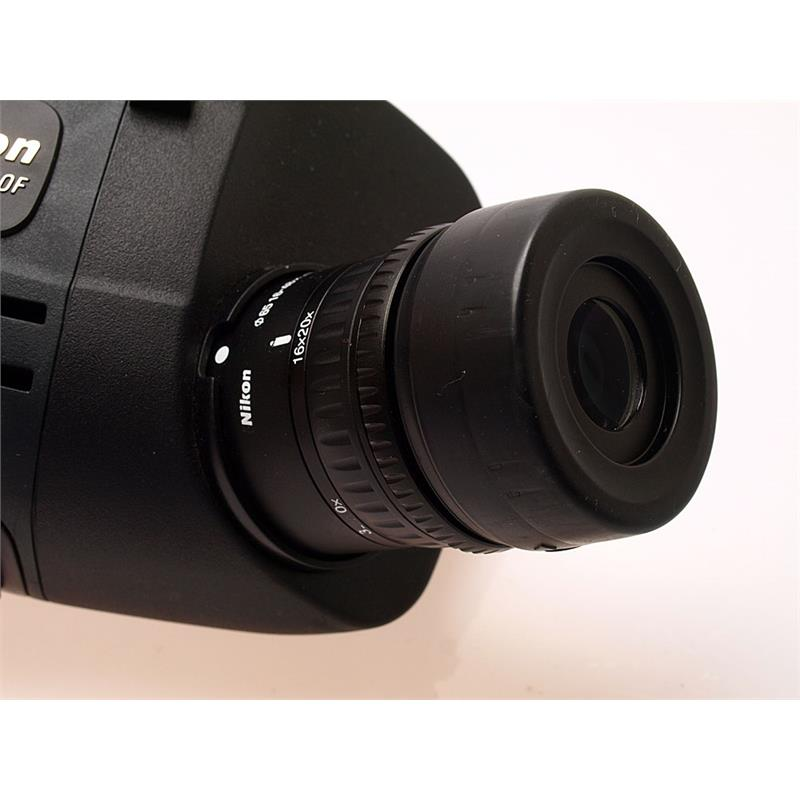 Nikon RAIII 82WP Scope + 20-60x Eyepieces Image 1