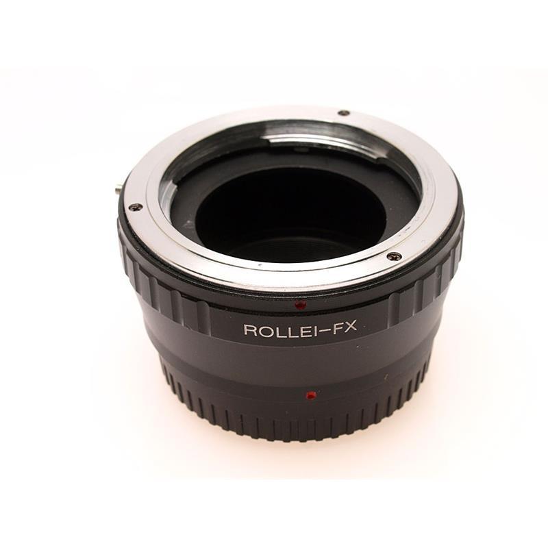 Rollei - Fuji X Lens Mount Adapter Image 1
