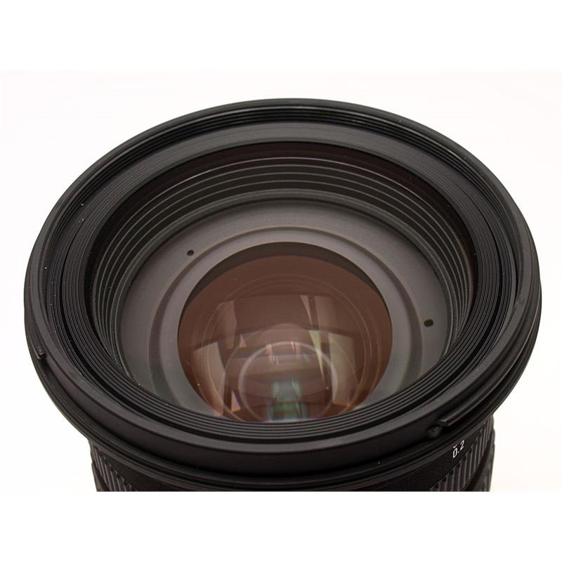 Sigma 18-50mm F2.8 EX DC - Canon EOS Thumbnail Image 1