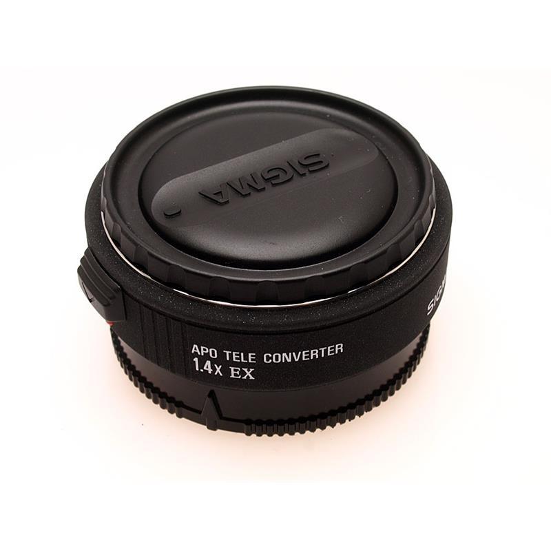 Sigma 1.4x Apo EX Converter - Sony/Minolta Thumbnail Image 0
