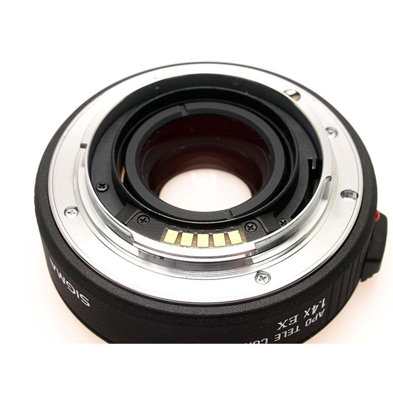 Sigma 1.4x Apo EX Converter - Sony/Minolta Thumbnail Image 2