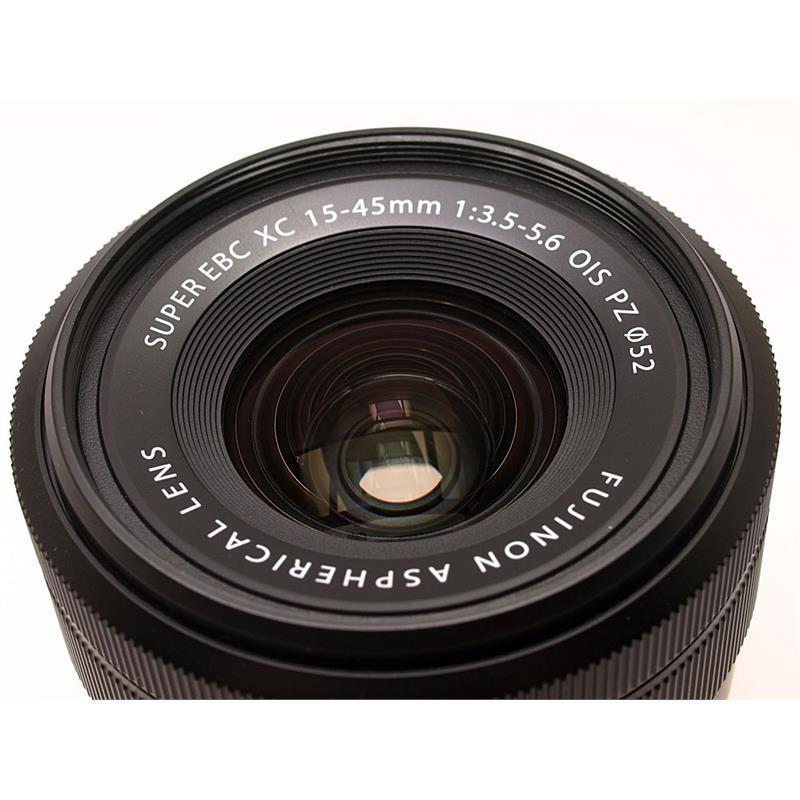 Fujifilm 15-45mm f3.5-5.6 OIS PZ XC - Black Thumbnail Image 1