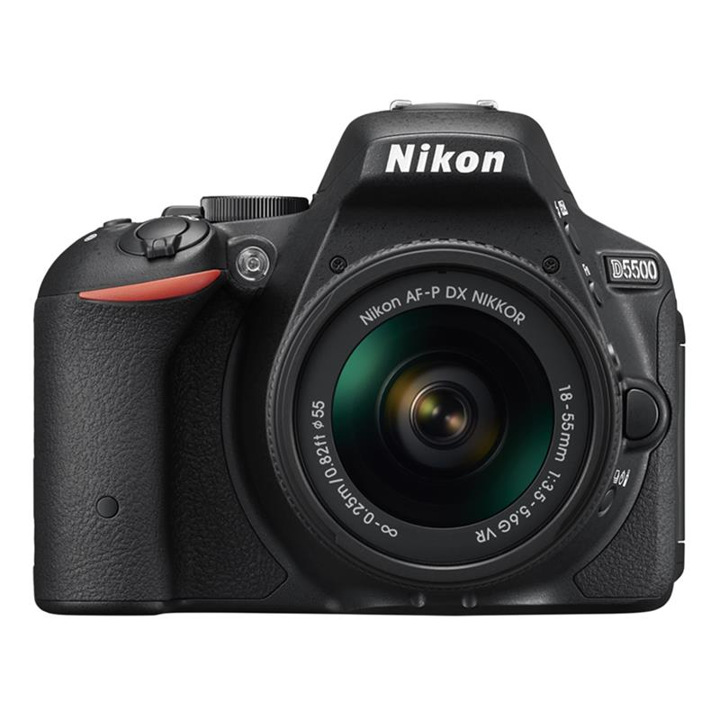 D5500 + 18-55mm VR II - Black  Thumbnail Image 0