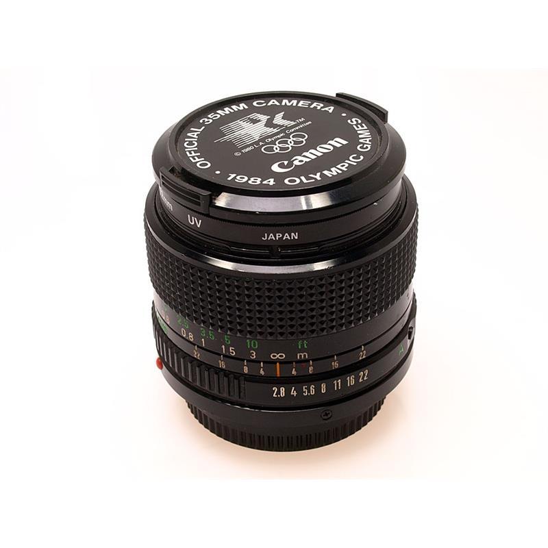 Canon 24mm F2.8 FD Thumbnail Image 0