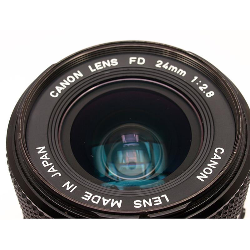 Canon 24mm F2.8 FD Thumbnail Image 1