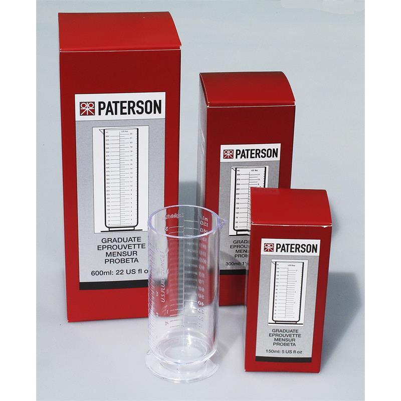Paterson Graduate 300ml/11oz Thumbnail Image 1