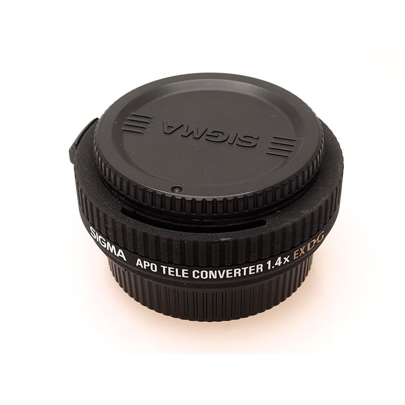 Sigma 1.4x Apo EX DG Converter - Nikon AF Thumbnail Image 0