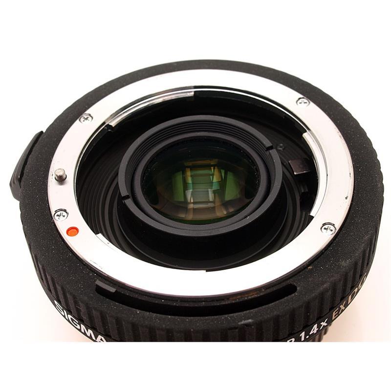 Sigma 1.4x Apo EX DG Converter - Nikon AF Thumbnail Image 1