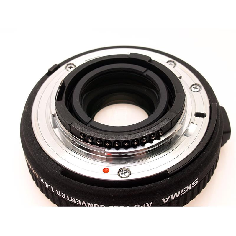 Sigma 1.4x Apo EX DG Converter - Nikon AF Thumbnail Image 2