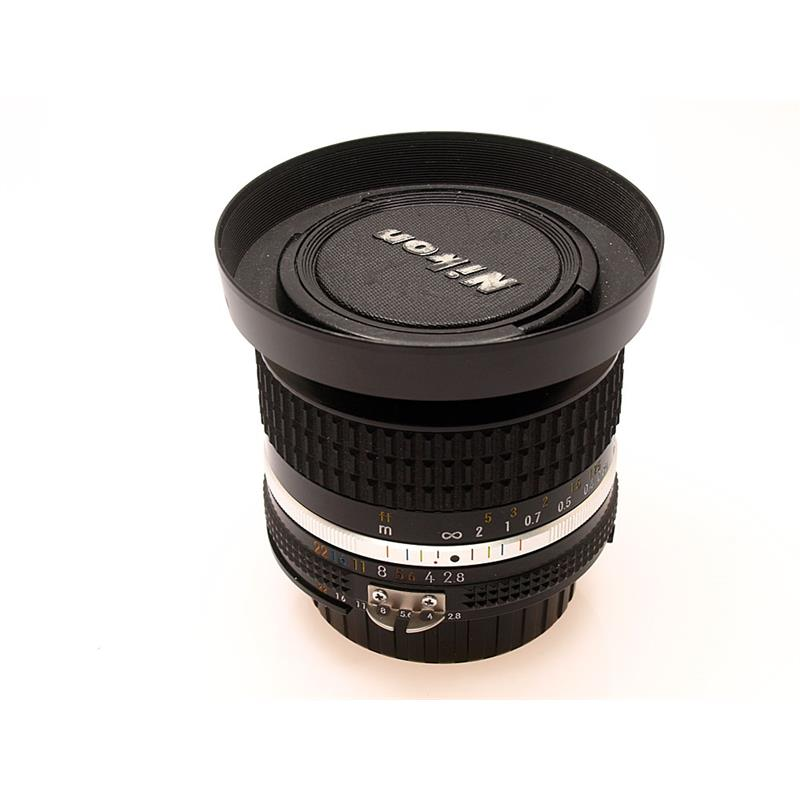 Nikon 24mm F2.8 AIS Thumbnail Image 0