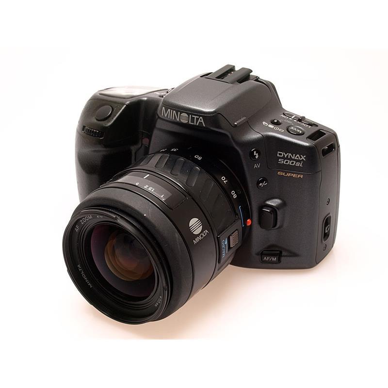 Minolta 500Si Super + 28-80mm Thumbnail Image 0