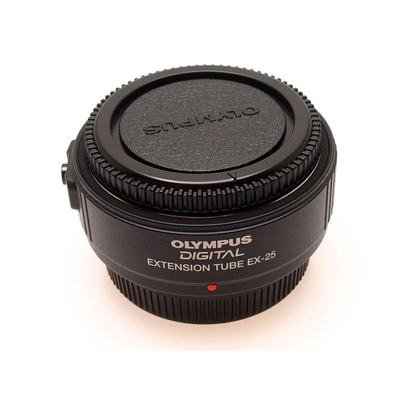 Olympus EX25 Extension Tube Thumbnail Image 0