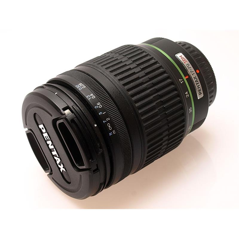 Pentax 17-70mm F4 DA AL (IF) SDM Image 1