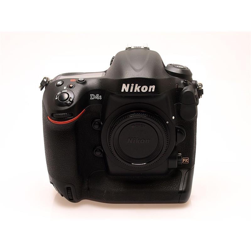 Nikon D4S Body Only Thumbnail Image 0