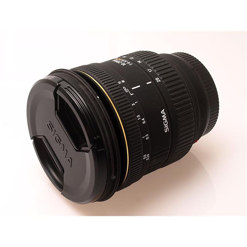Sigma 10-20mm F4-5.6 EX DC HSM - Sony AF Thumbnail Image 0