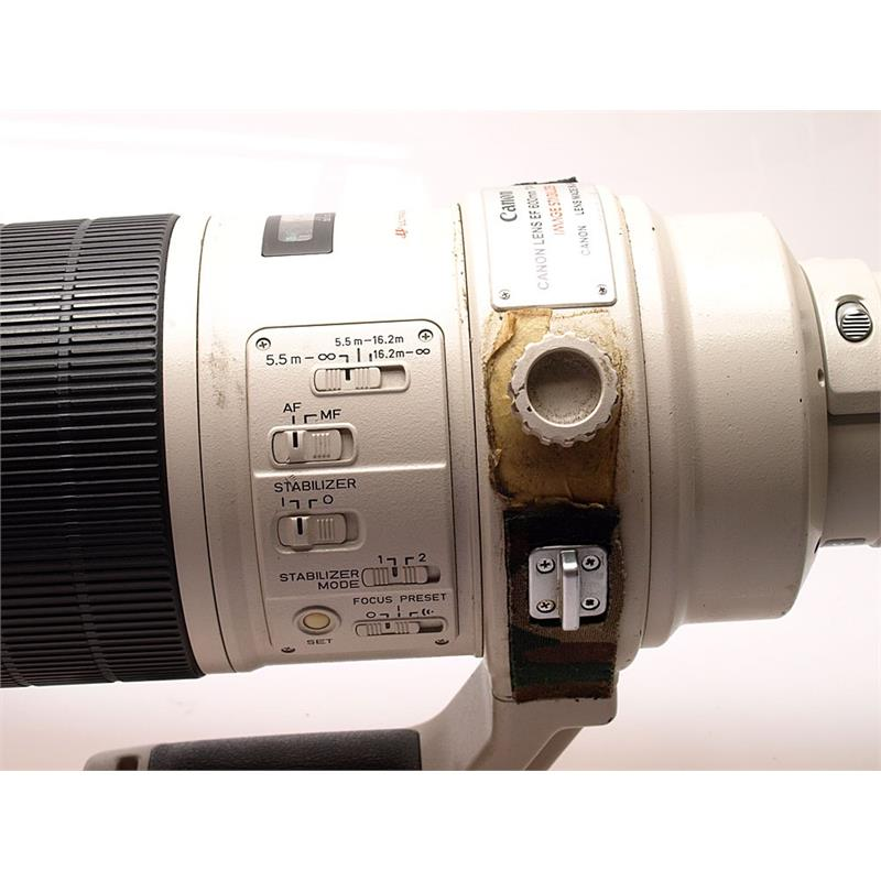 Canon 600mm F4 L IS USM Thumbnail Image 1