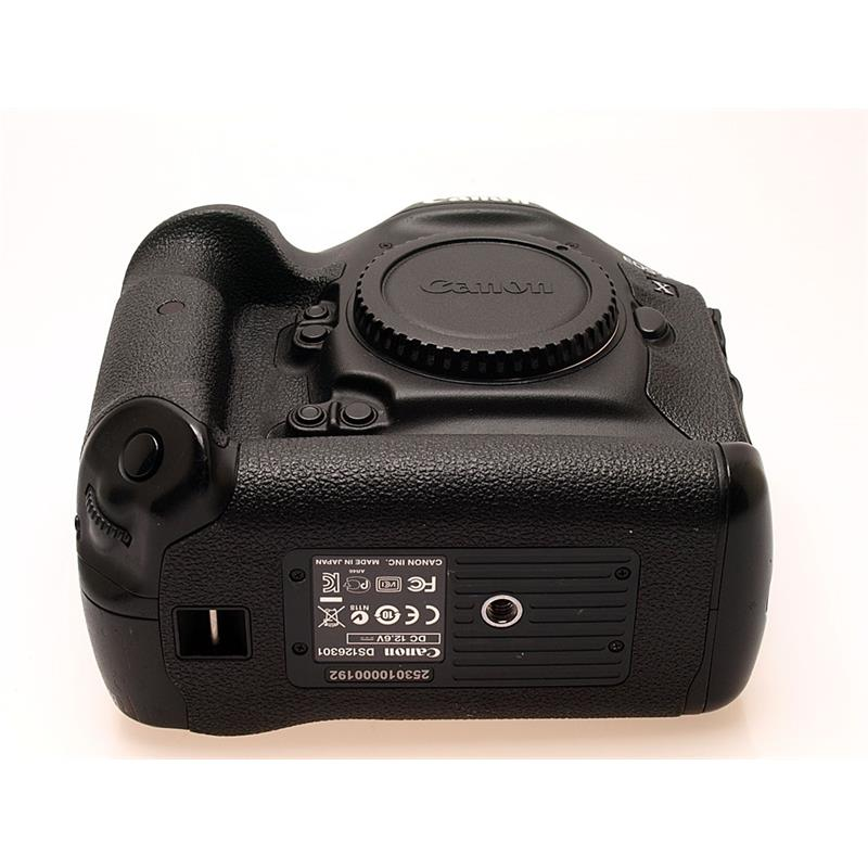 Canon EOS 1DX Body Only Thumbnail Image 2