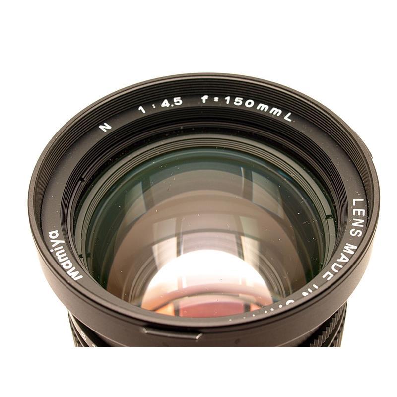 Mamiya 150mm F4.5 L Thumbnail Image 1