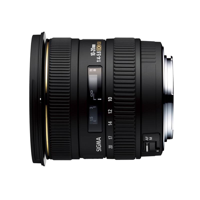 Sigma 10-20mm F4-5.6 EX DC HSM - Sony AF Image 1