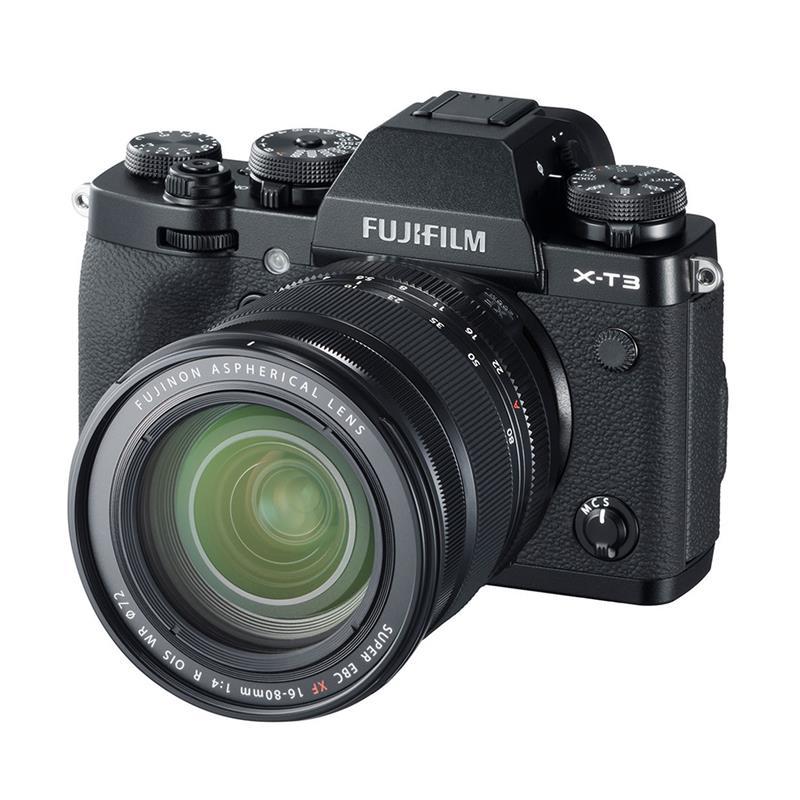 Fujifilm X-T3 + 16-80mm - Black  *Claim £180 CashBack  Thumbnail Image 0