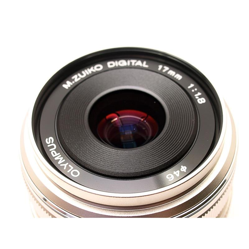 Olympus 17mm F1.8 M.Zuiko Silver Thumbnail Image 1
