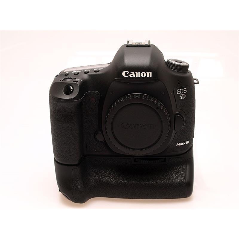 Canon EOS 5D III Body + BG-E11 Grip Thumbnail Image 0